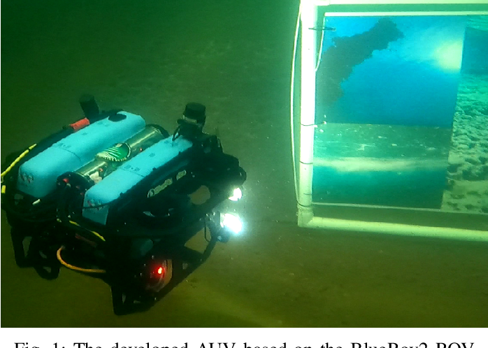 Figure 1 for From market-ready ROVs to low-cost AUVs
