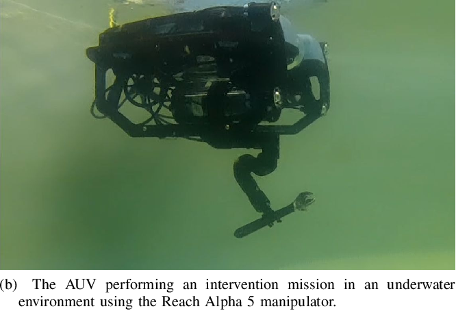 Figure 4 for From market-ready ROVs to low-cost AUVs