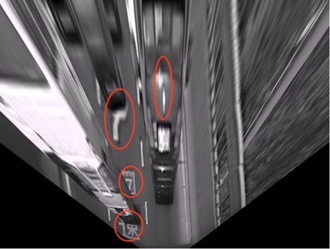 Figure 3 for LaneNet: Real-Time Lane Detection Networks for Autonomous Driving