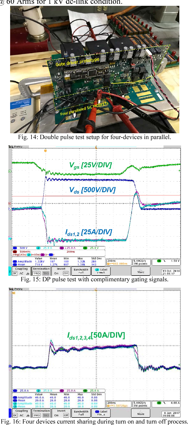Design Of High Speed H Bridge Converter Using Discrete Sic Mosfets 5 Volts Dc Regulator Without Transformer Mosfet For Solid State Applications