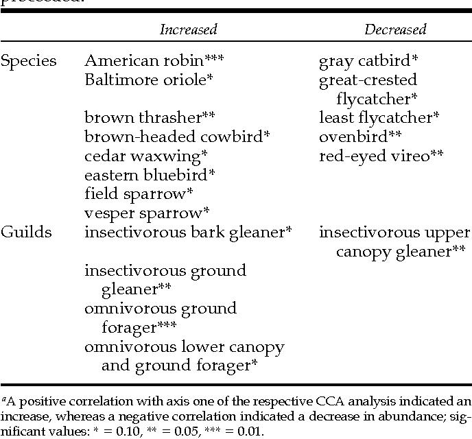 the oven bird analysis