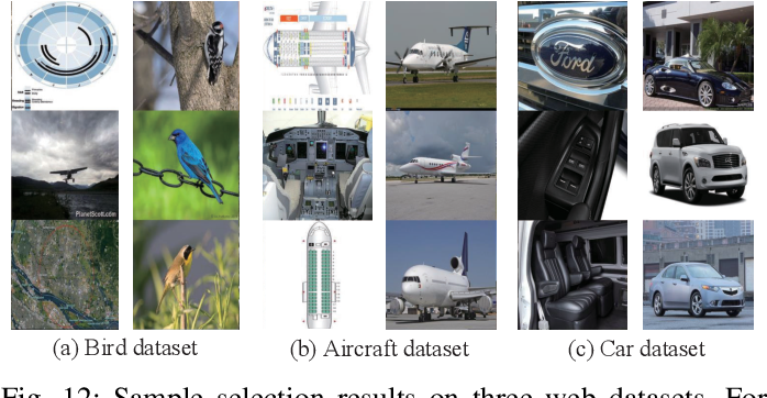 Figure 3 for Exploiting Web Images for Fine-Grained Visual Recognition by Eliminating Noisy Samples and Utilizing Hard Ones