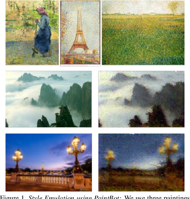 Figure 1 for PaintBot: A Reinforcement Learning Approach for Natural Media Painting