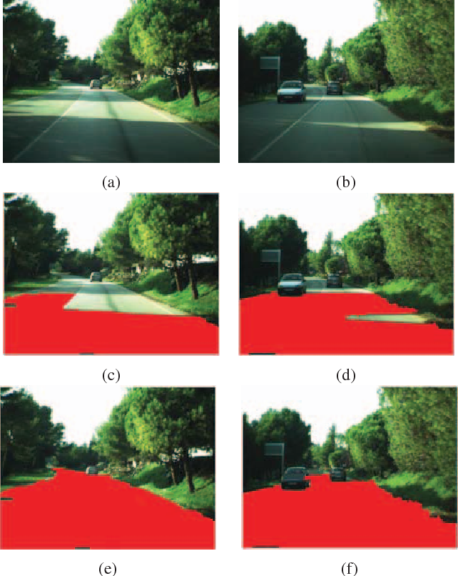Specularity removal for robust road detection - Semantic Scholar