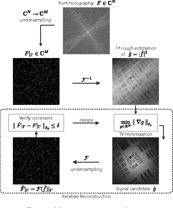 Figure 2 for Compressed Sensing with off-axis frequency-shifting holography