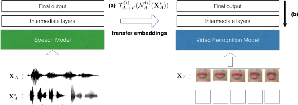 Figure 1 for Multimodal Transfer Deep Learning with Applications in Audio-Visual Recognition