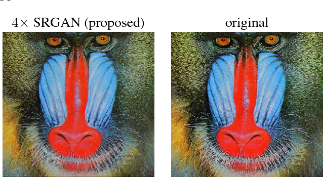 Figure 1 for Photo-Realistic Single Image Super-Resolution Using a Generative Adversarial Network