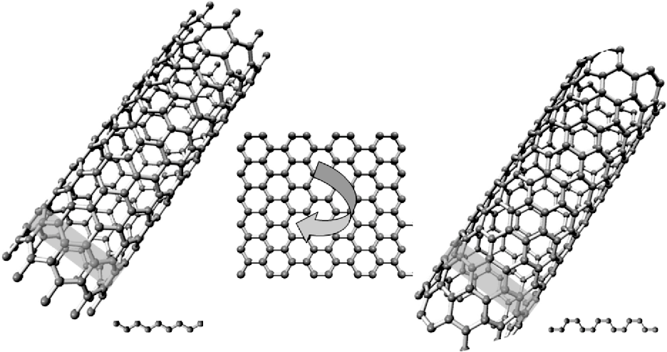 Carbon Nanotubes and Related Structures