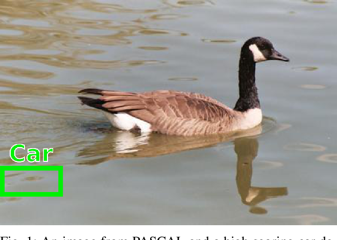 Figure 1 for Visualizing Object Detection Features