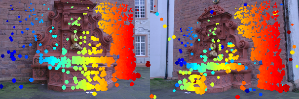 Figure 4 for Wide baseline stereo matching with convex bounded-distortion constraints