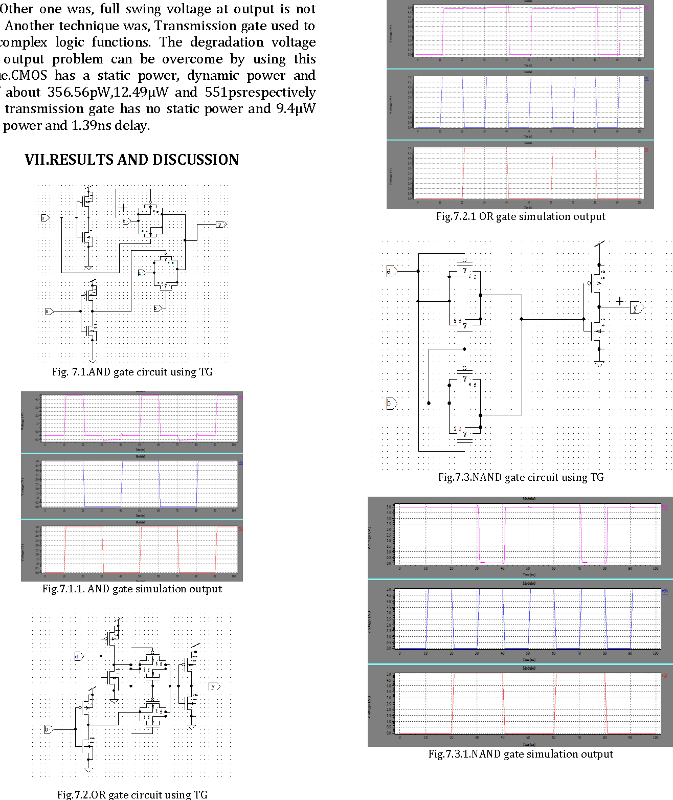 Combinational Circuits Using Transmission Gate Logic For Power Circuit And Optimization Semantic Scholar
