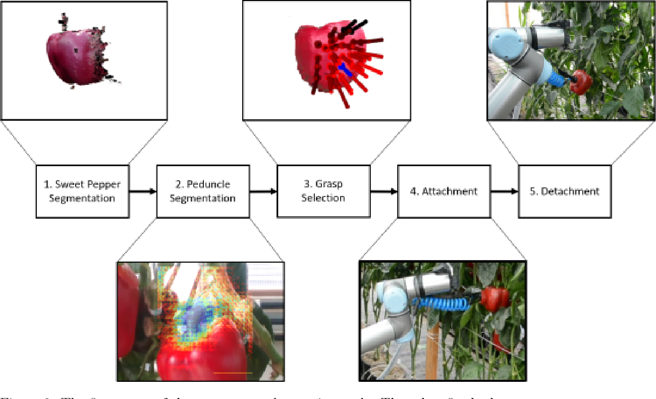 Figure 3 for A Sweet Pepper Harvesting Robot for Protected Cropping Environments