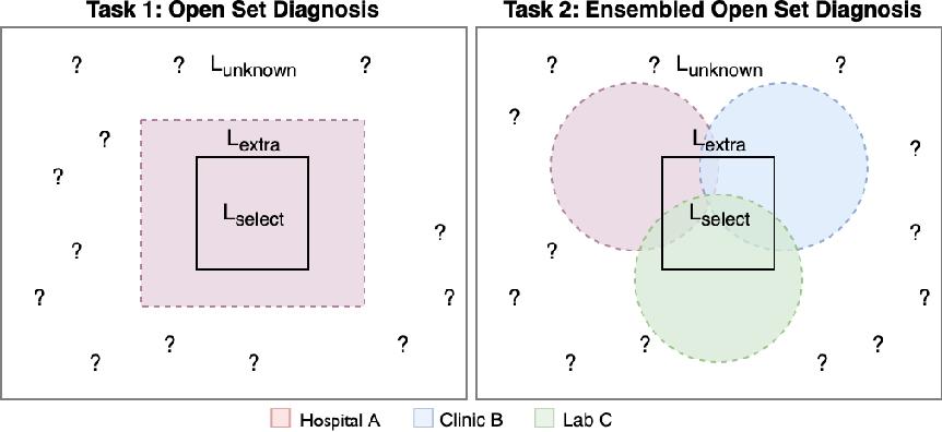 Figure 1 for Open Set Medical Diagnosis