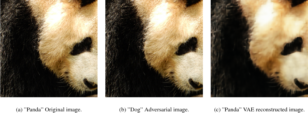 Figure 1 for Adversarial Defense of Image Classification Using a Variational Auto-Encoder