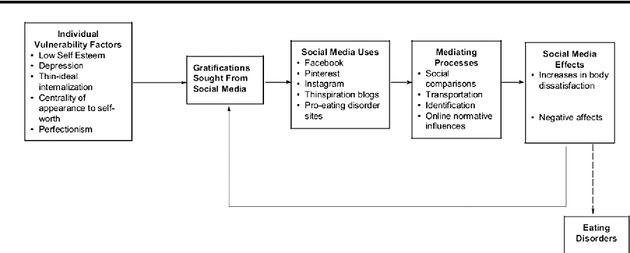 social media effects on body image