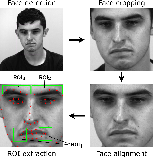 Figure 2 for Micro-expression detection in long videos using optical flow and recurrent neural networks