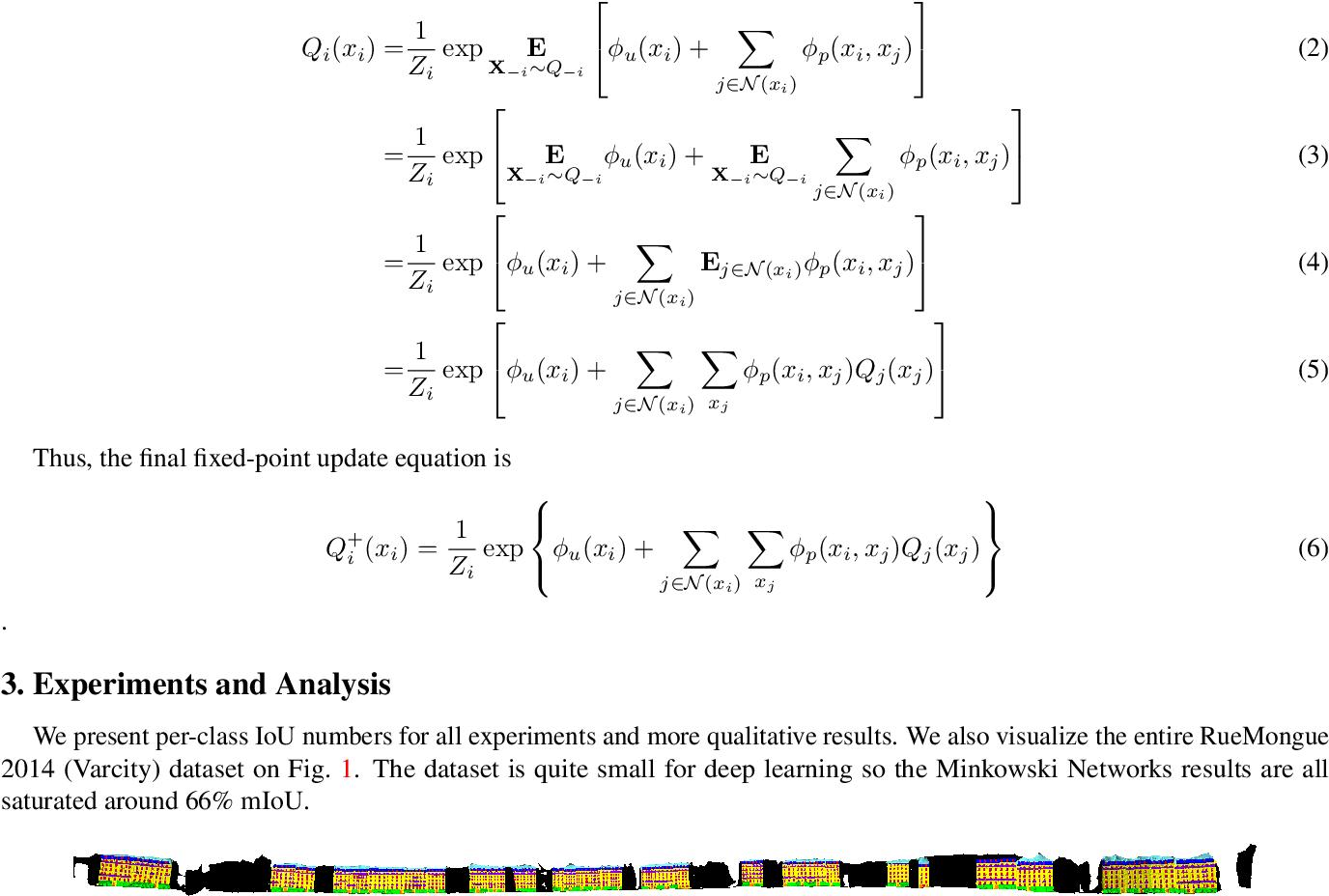 Figure 3 for 4D Spatio-Temporal ConvNets: Minkowski Convolutional Neural Networks