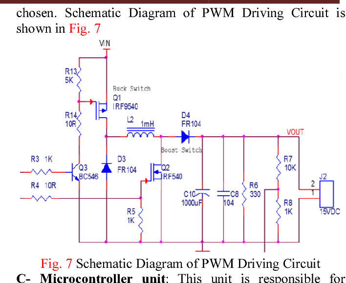 Figure 7 from Design and Implementation of Microcontroller based Non
