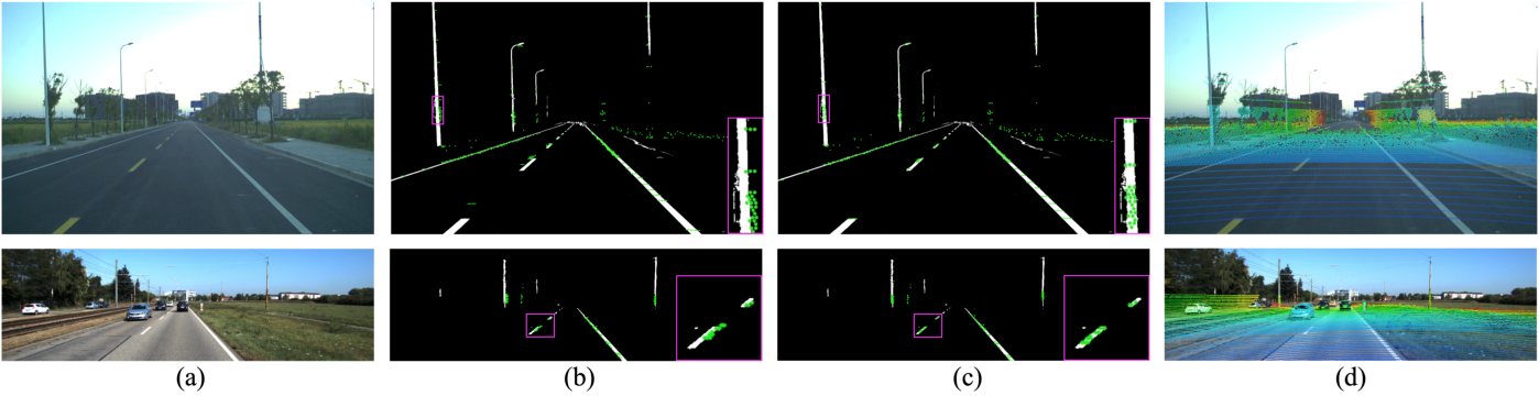 Figure 4 for CRLF: Automatic Calibration and Refinement based on Line Feature for LiDAR and Camera in Road Scenes
