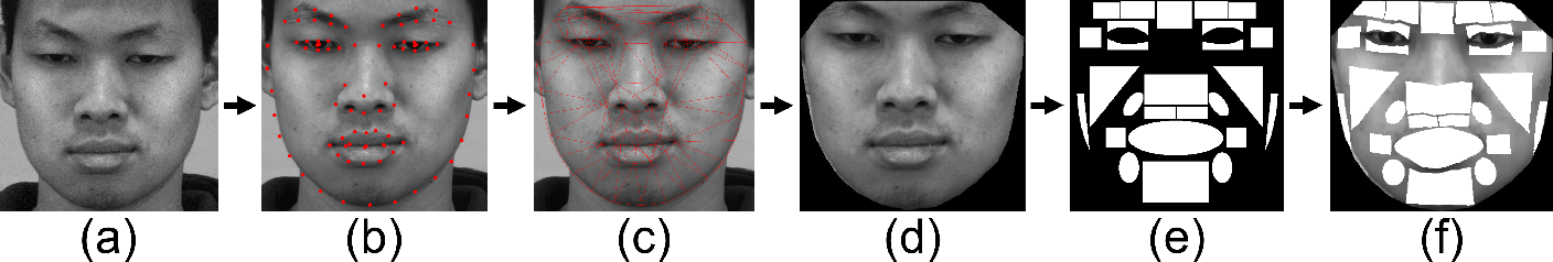 Figure 1 for Objective Micro-Facial Movement Detection Using FACS-Based Regions and Baseline Evaluation