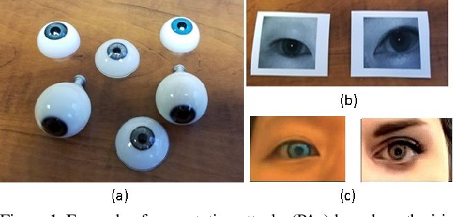 Figure 1 for D-NetPAD: An Explainable and Interpretable Iris Presentation Attack Detector