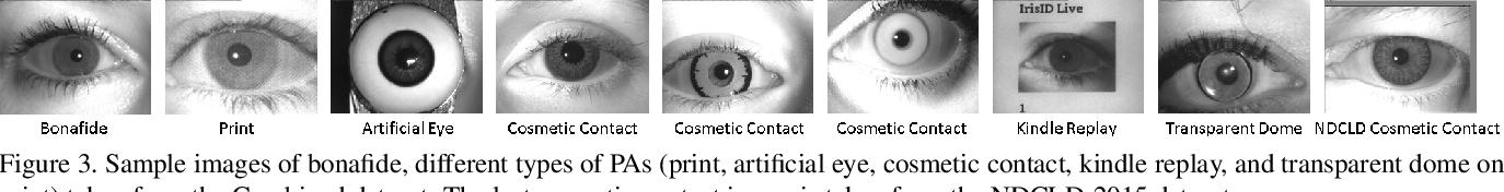 Figure 4 for D-NetPAD: An Explainable and Interpretable Iris Presentation Attack Detector