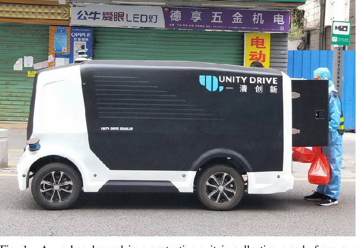 Figure 1 for Hercules: An Autonomous Logistic Vehicle for Contact-less Goods Transportation During the COVID-19 Outbreak