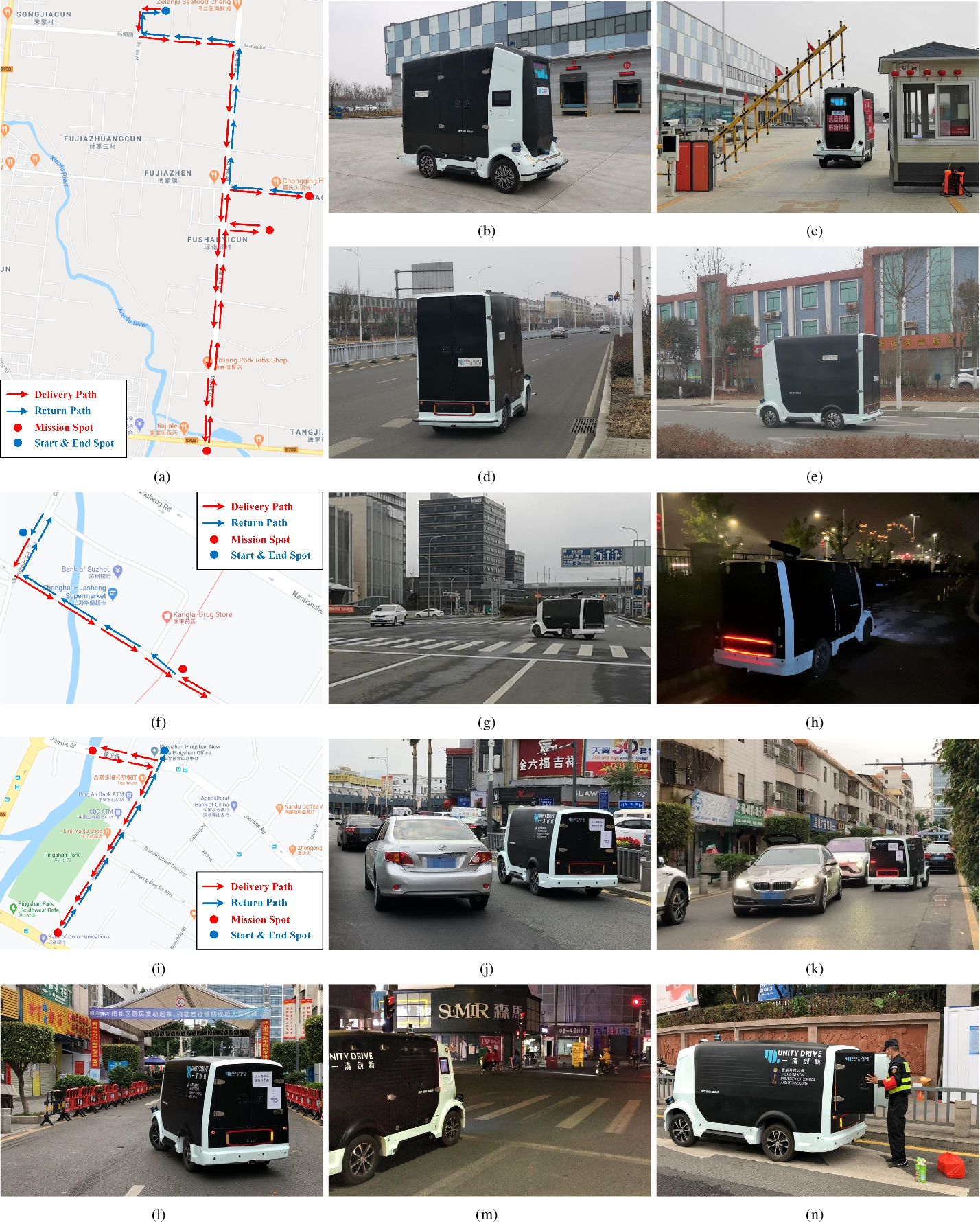 Figure 2 for Hercules: An Autonomous Logistic Vehicle for Contact-less Goods Transportation During the COVID-19 Outbreak