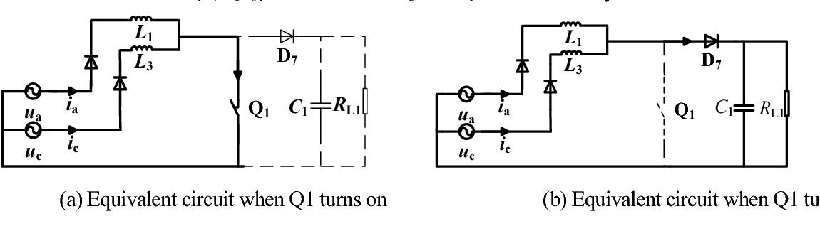 Development of a novel six-inductor double-switch PFC circuit for ...