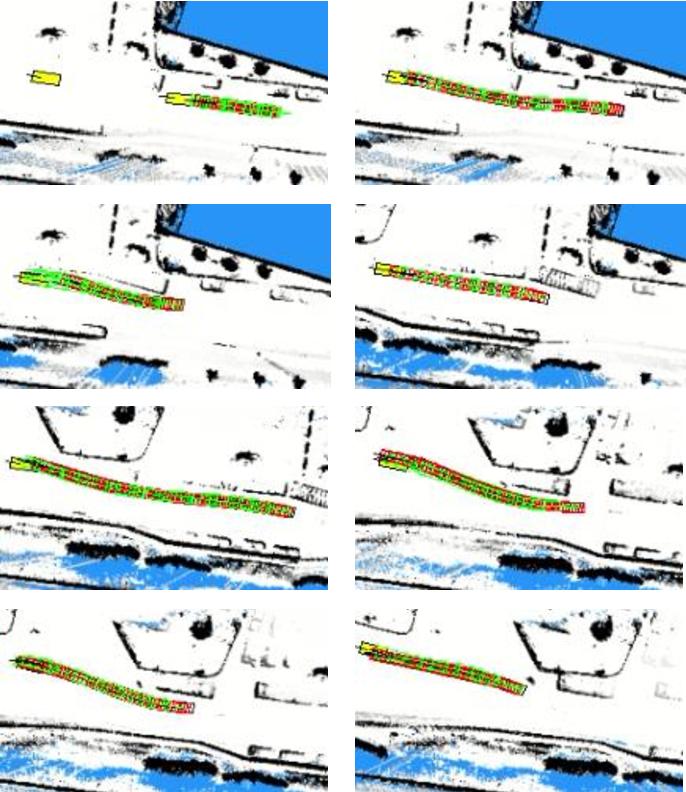 Figure 4 for A Model-Predictive Motion Planner for the IARA Autonomous Car