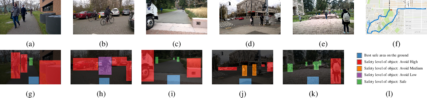 Figure 3 for Identifying Most Walkable Direction for Navigation in an Outdoor Environment