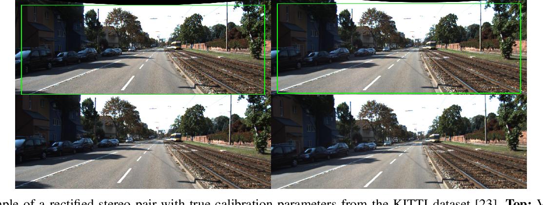 Figure 1 for CalQNet -- Detection of Calibration Quality for Life-Long Stereo Camera Setups