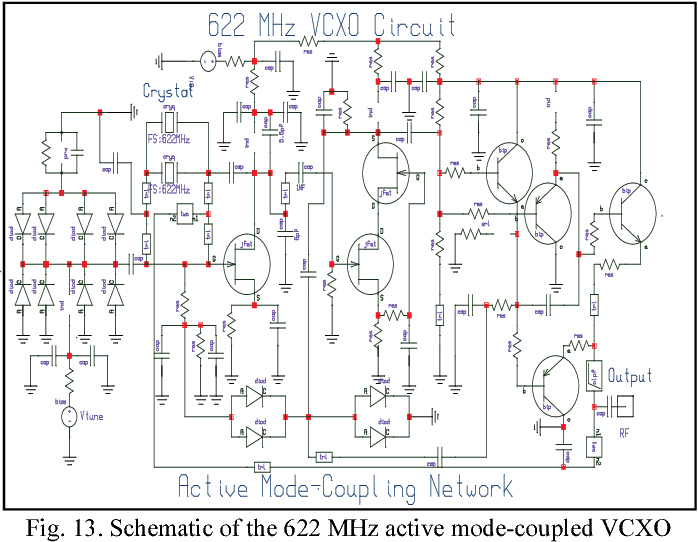 A Novel Voltage Controlled High Frequency Crystal Oscillator