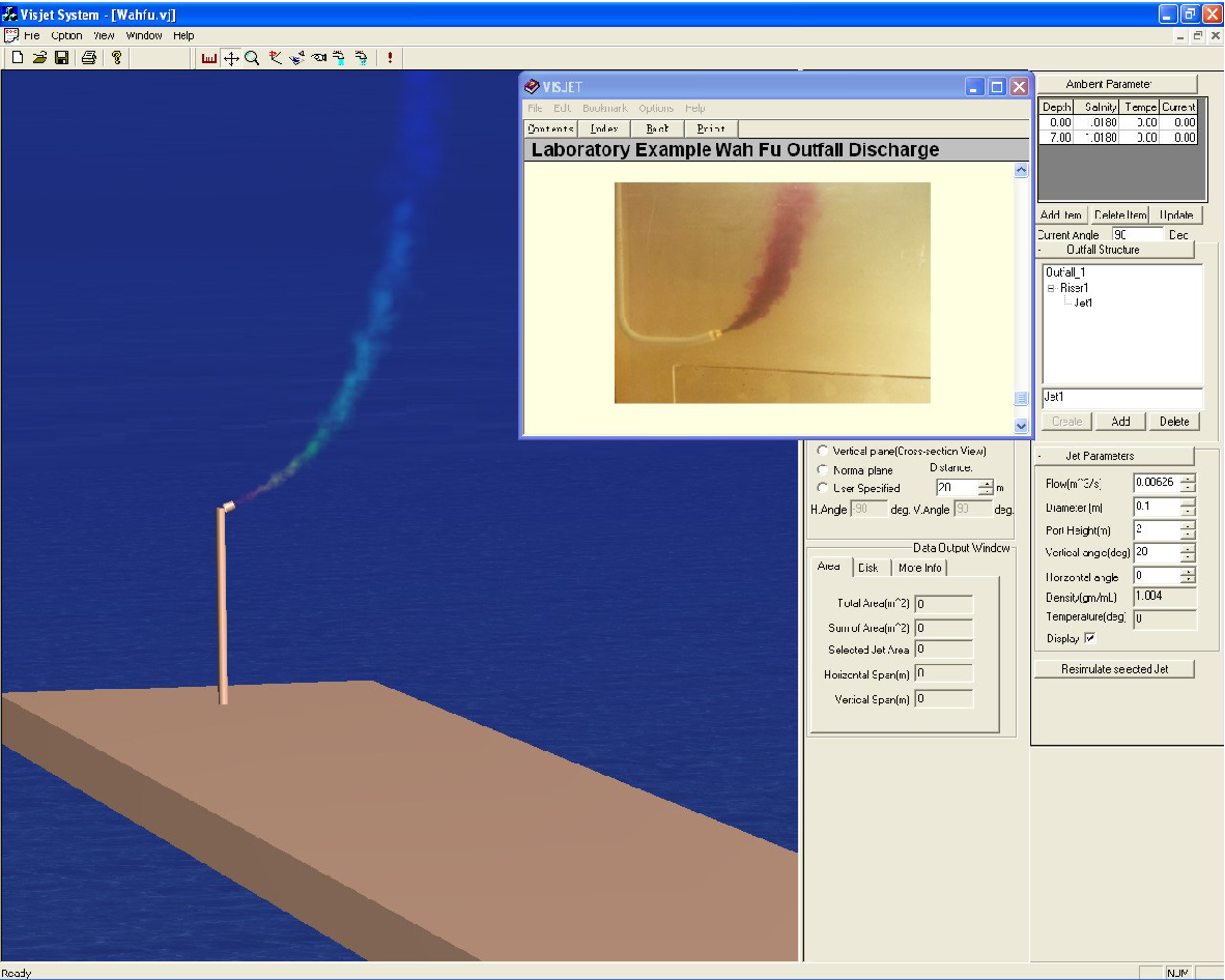 PDF] VISJET & VISFLOOD : Software for Environmental