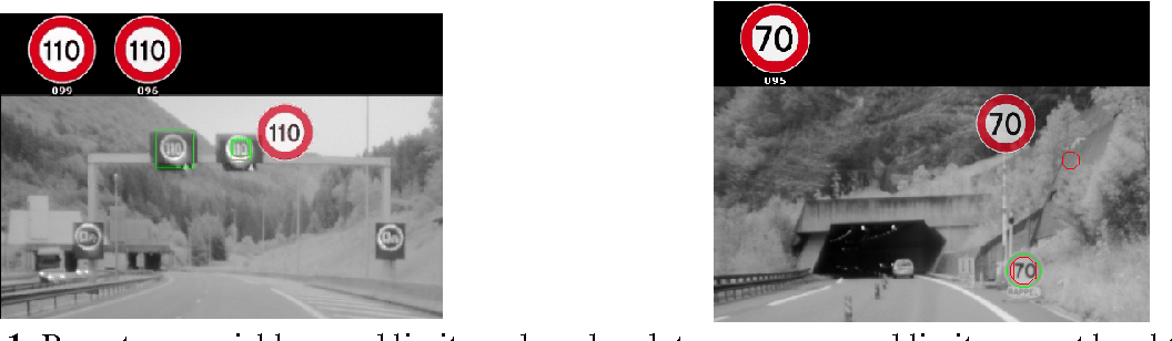 Figure 1 for Joint interpretation of on-board vision and static GPS cartography for determination of correct speed limit
