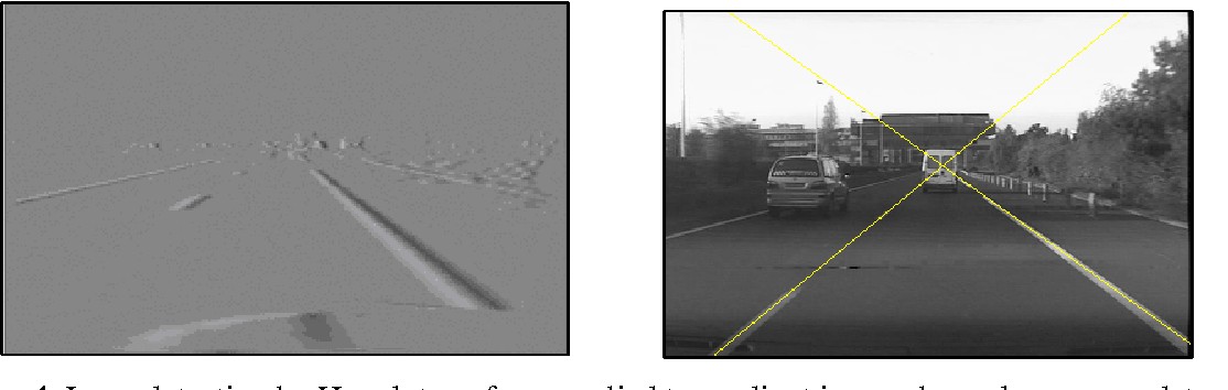 Figure 4 for Joint interpretation of on-board vision and static GPS cartography for determination of correct speed limit