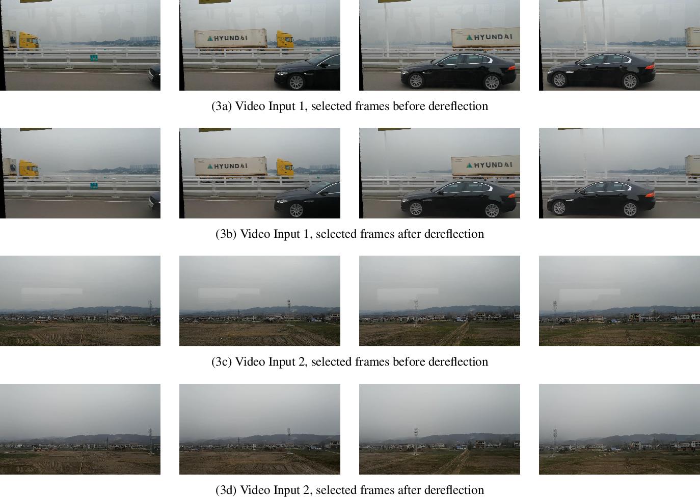 Figure 4 for Fast Single Image Reflection Suppression via Convex Optimization