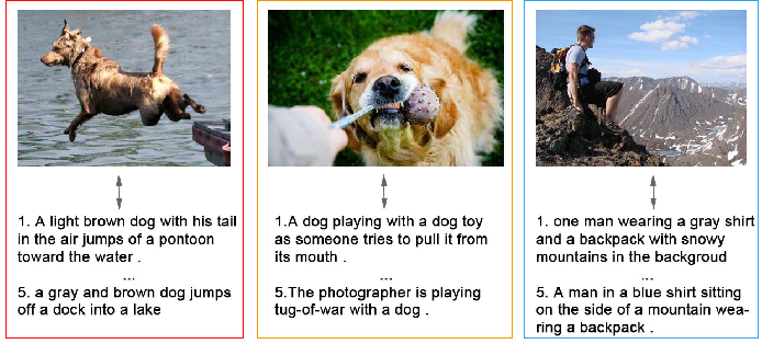 Figure 1 for Dual-Path Convolutional Image-Text Embedding with Instance Loss