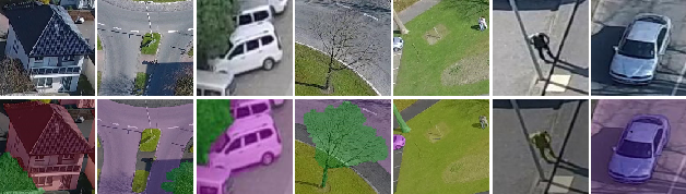 Figure 2 for The UAVid Dataset for Video Semantic Segmentation