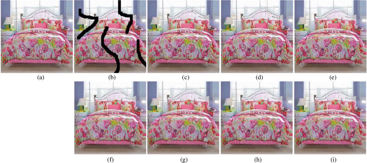 Figure 3 for High-dimensional Assisted Generative Model for Color Image Restoration
