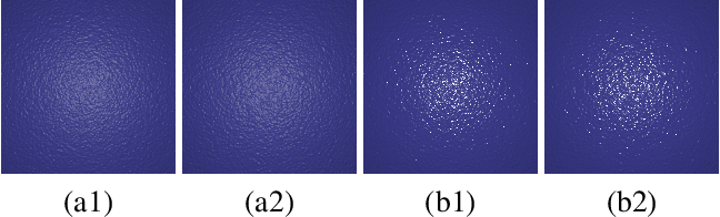 Figure 4 for A Bayesian Inference Framework for Procedural Material Parameter Estimation