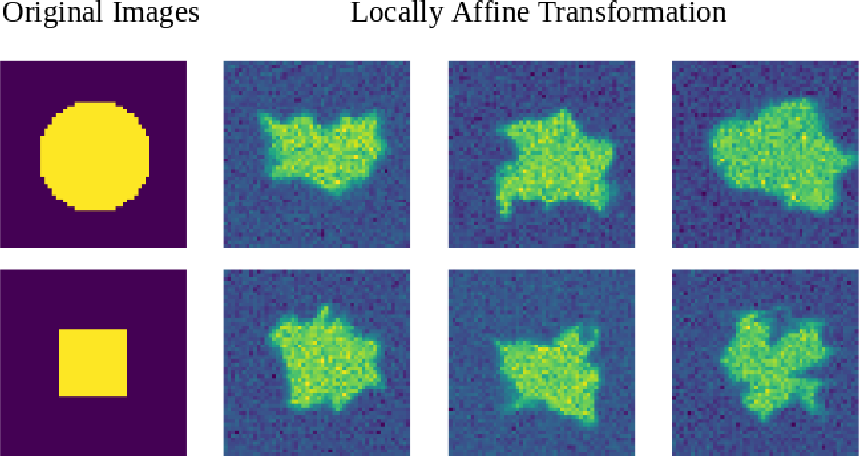 Figure 1 for Image Registration and Predictive Modeling: Learning the Metric on the Space of Diffeomorphisms