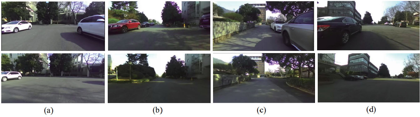 Figure 2 for Multi-session Map Construction in Outdoor Dynamic Environment