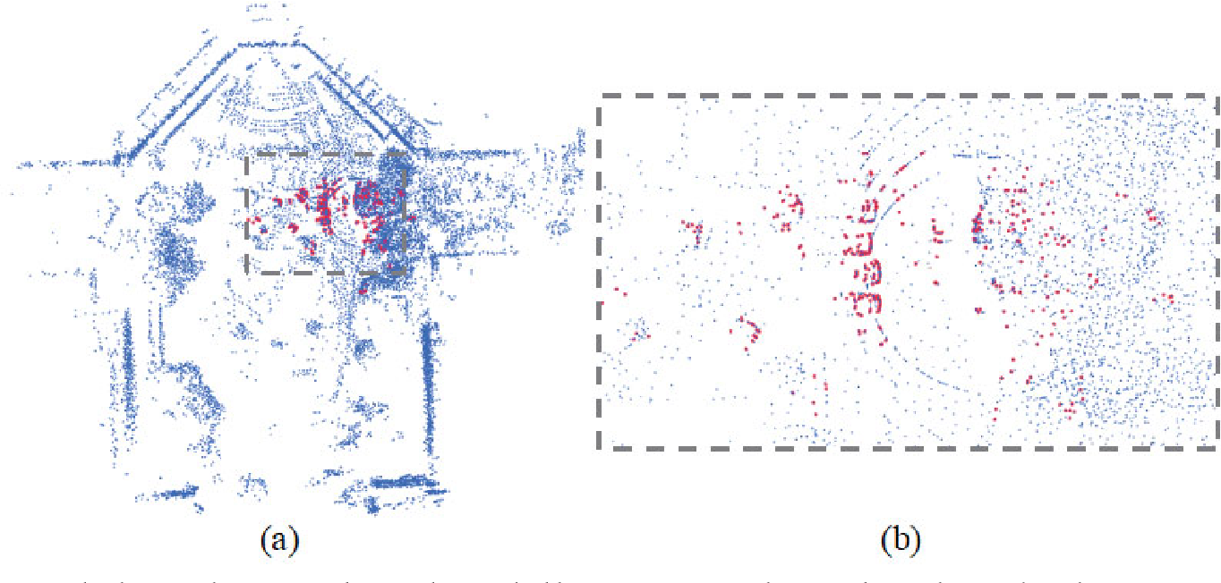 Figure 3 for Multi-session Map Construction in Outdoor Dynamic Environment