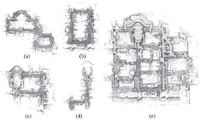 Figure 4 for Multi-session Map Construction in Outdoor Dynamic Environment