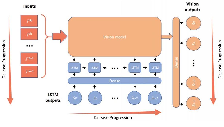 Figure 2 for Leveraging Disease Progression Learning for Medical Image Recognition