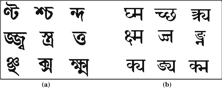 A survey on optical character recognition for Bangla and Devanagari
