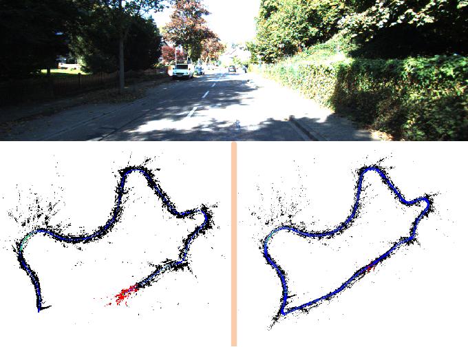Figure 1 for Dual-SLAM: A framework for robust single camera navigation