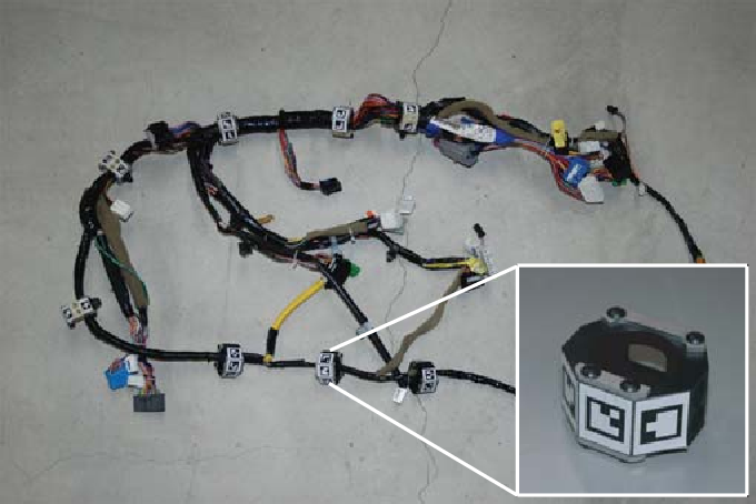 Robotized assembly of a wire harness in car production line figure 3 keyboard keysfo Gallery