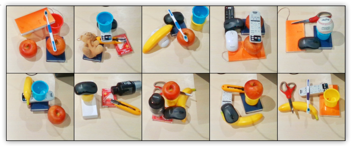 Figure 4 for INVIGORATE: Interactive Visual Grounding and Grasping in Clutter